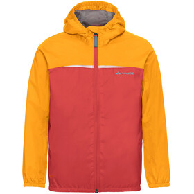VAUDE Turaco - Veste Enfant - orange/rouge